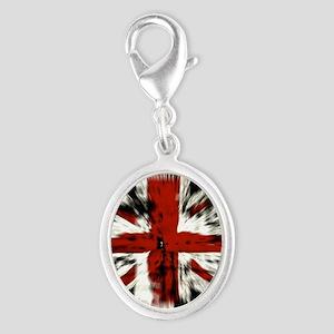 UK Flag England Charms