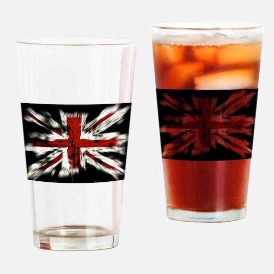 Cute Freedom scotland golf design Drinking Glass