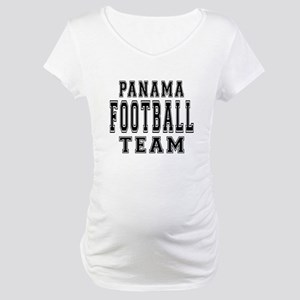 Panama Football Team Maternity T-Shirt