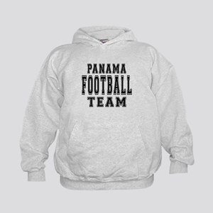 Panama Football Team Kids Hoodie
