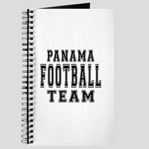 Panama Football Team Journal