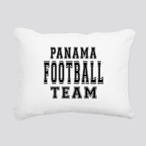 Panama Football Team Rectangular Canvas Pillow