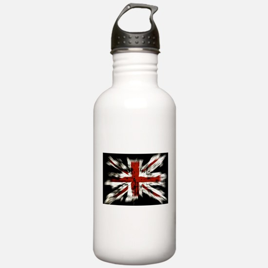Funny Irish pins Water Bottle