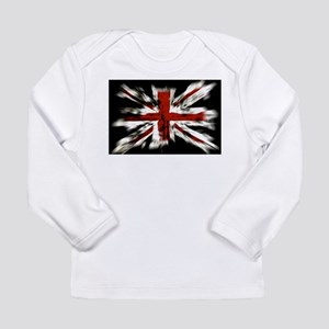 UK Flag England Long Sleeve T-Shirt