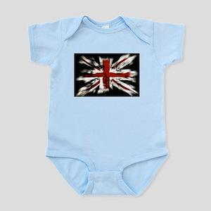 UK Flag England Body Suit