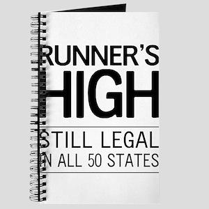 Runners high still legal Journal