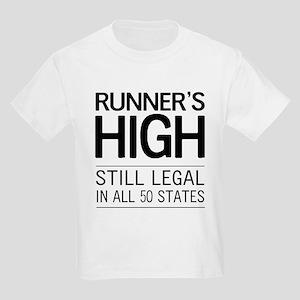 Runners high still legal T-Shirt