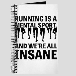 Running is a mental sport Journal