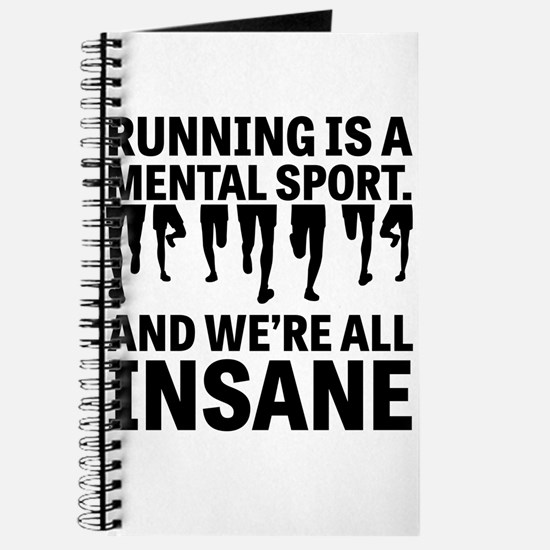 Running is a mental sport Journal