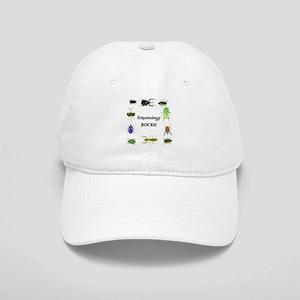Entomology Rocks Cap