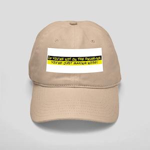 Not on Drumline Hat (Khaki)