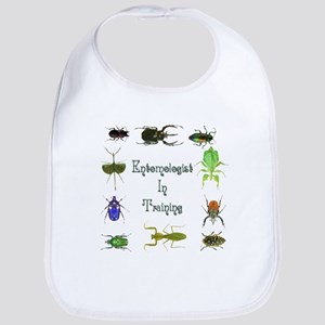 Entomologist In Training 2 Bib