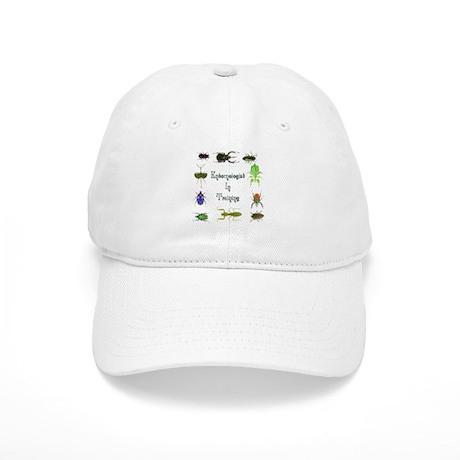 Entomologist In Training 2 Cap