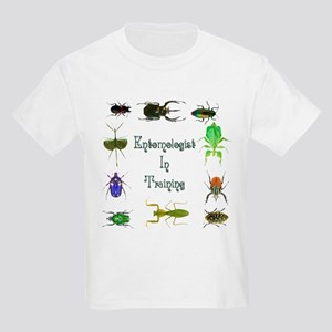Entomologist In Training 2 Kids Light T-Shirt