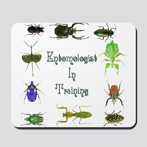 Entomologist In Training 2 Mousepad