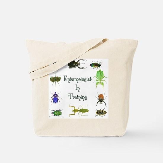 Entomologist In Training 2 Tote Bag