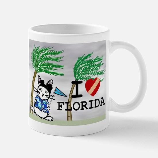 Florida Relief Bunny Mug