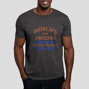 Phys. Ed. Teacher Dark T-Shirt