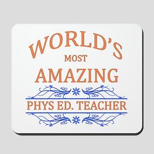 Phys. Ed. Teacher Mousepad