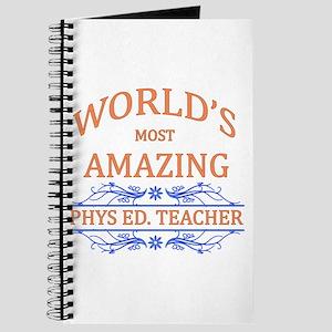 Phys. Ed. Teacher Journal