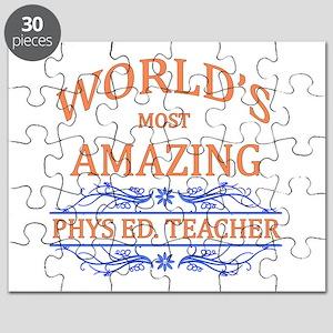 Phys. Ed. Teacher Puzzle