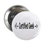 Geek HTML Black Design Button