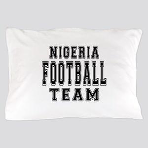 Nigeria Football Team Pillow Case