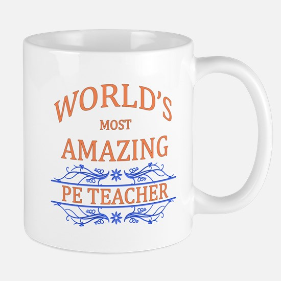 PE Teacher Mug