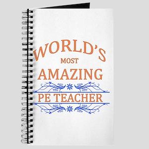 PE Teacher Journal