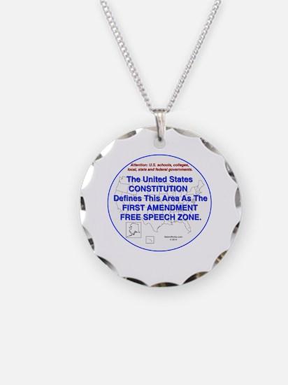 1stAmendmentArea Necklace