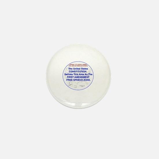 1stAmendmentArea Mini Button