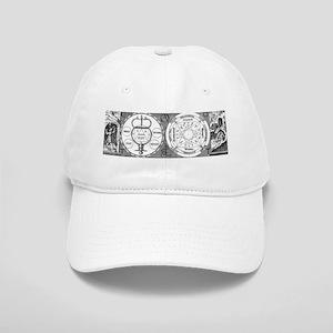 Hermetic Magic Diagram Cap