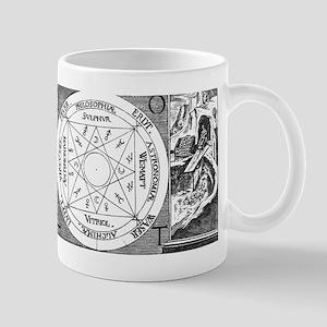 Hermetic Magic Diagram Mug