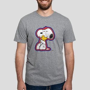 Peanuts Falir Snoopy and Woodstock T-Shirt