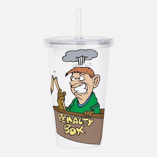 penalty-box.png Acrylic Double-wall Tumbler
