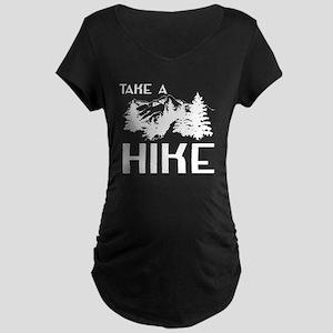 Take a hike Maternity T-Shirt