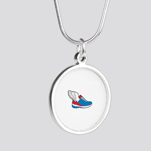 Flying Shoe Necklaces