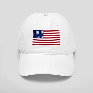 48 Star US Flag Cap