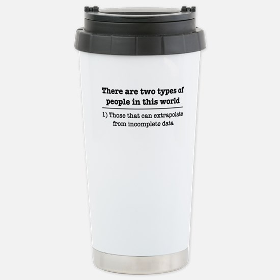 Two kinds of people in this world, funny geek Mugs