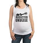 Addicted to Ukulele Tank Top