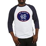 USS GRAYLING Baseball Jersey