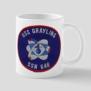 USS GRAYLING Mug