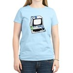 Old School Computer Women's Light T-Shirt