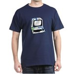 Old School Computer Dark T-Shirt