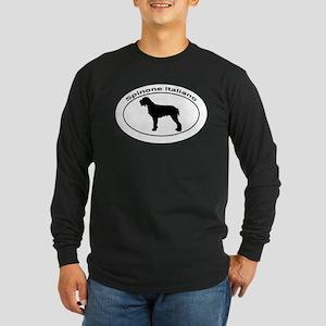 SPINONE ITALIANO Long Sleeve Dark T-Shirt