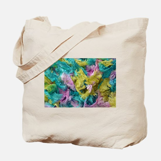 Unique Sewing pattern Tote Bag