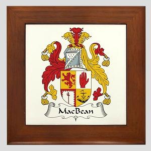 MacBean Framed Tile