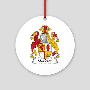 MacBean Ornament (Round)
