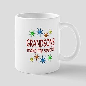 Special Grandson Mug