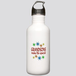 Special Grandson Stainless Water Bottle 1.0L